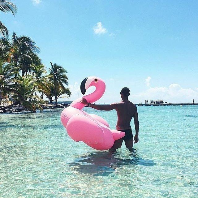 SunnyLife - Inflatable Flamingo, Pink - Wholesale Home Improvement Products