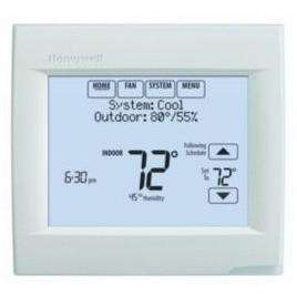 Honeywell - TH8321WF1001 WiFi Vision Pro 8000 Thermostat