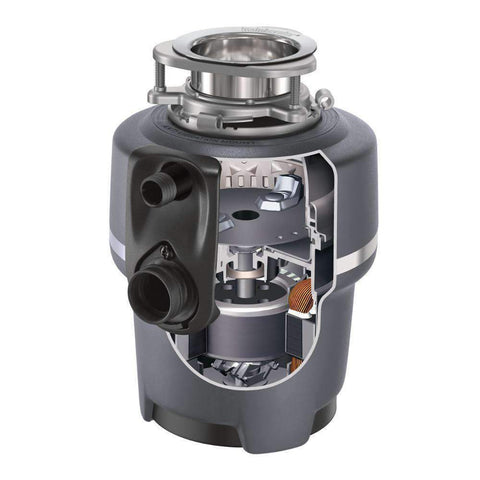 InSinkErator Pro 750 3/4 HP Compact Garbage Disposal - Wholesale Home Improvement Products