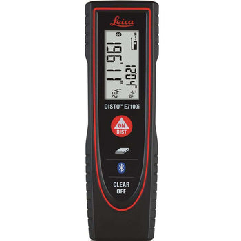 Leica - DISTO E7100i 200 ft. Laser Distance Measurer with 4.0 Bluetooth Smart