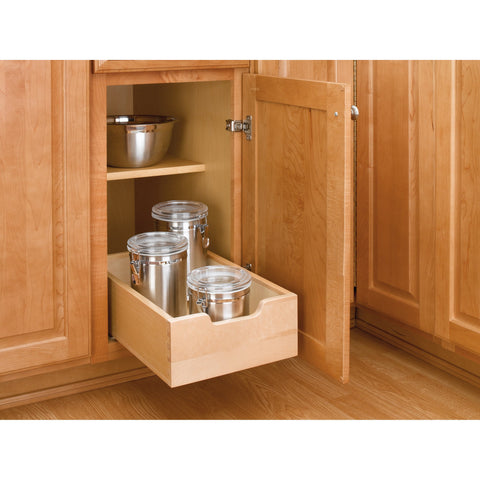 Rev-A-Shelf 4WDB-12 / 11 in Wood Pullout Drawer