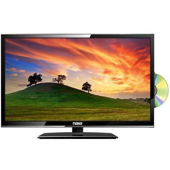 "NAXA NTD-1955 19"" Class LED TV and DVD/Media Player with Car Package - Wholesale Home Improvement Products"