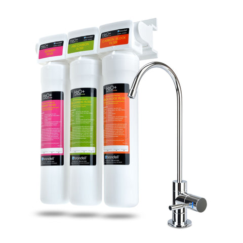 Brondell Coral Stage Undercounter Water Filtration System UC300 - Wholesale Home Improvement Products