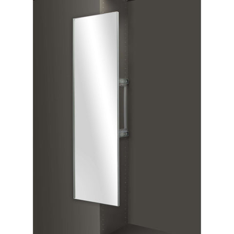 Sidelines CMSL-1448-SM-1 / 48 in Closet Mirror w/Soft-Close