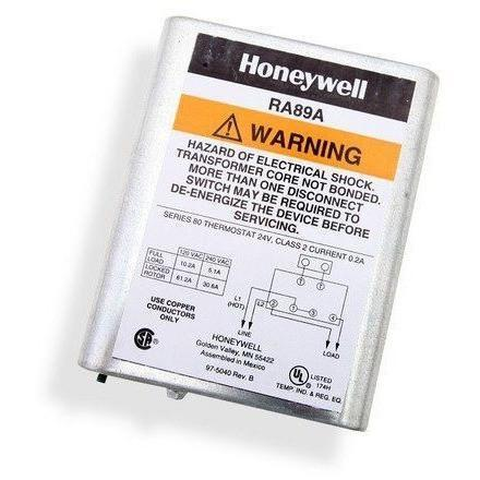 Honeywell - RA89A1074 Switching Relay, 24V - Wholesale Home Improvement Products