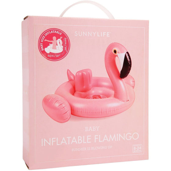 Sunnylife - Baby Inflatable Flamingo - Pink - Wholesale Home Improvement Products