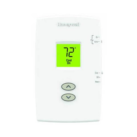 Honeywell TH1110DV1009/U Pro 1000 Vertical Non-Programmable Thermostat - Wholesale Home Improvement Products