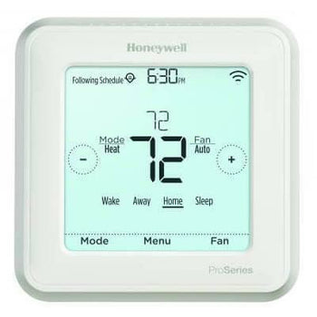 Honeywell TH6220WF2006/U Lyric T6 Pro Wi-Fi Programmable Thermostat - Wholesale Home Improvement Products