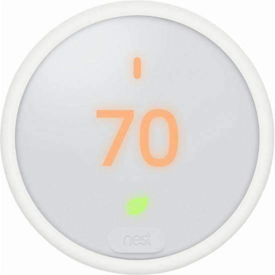 Nest Thermostat E - Energy-Saving Thermostat (Pro Model)