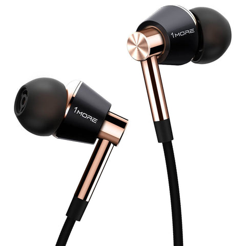 1MORE Triple Driver In-Ear Headphones - Wholesale Home Improvement Products
