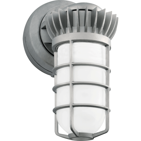 RAB Lighting - VXBRLED13DG Vapor Proof LED Outdoor Sconce - Wholesale Home Improvement Products