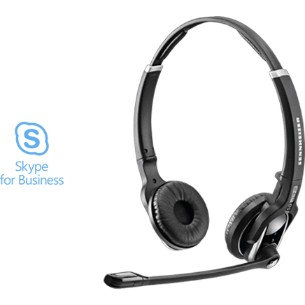Sennheiser - SD Pro 2 Double-Sided Wireless Headset - Wholesale Home Improvement Products