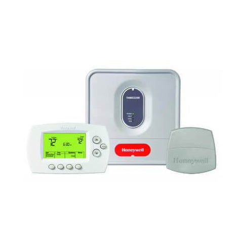 Honeywell YTH6320R1001 Wireless Focuspro Thermostat Kit - Programmable Redlink Enabled - Wholesale Home Improvement Products