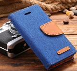 iPhone SE, 5/5S - Smart, Textured Wallet Case in Assorted Colors