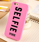 iPhone 6, 6 Plus, 5/5S - The Hot Selfie Addict Case in Assorted Colors