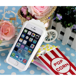 "iPhone 6/6S, SE, 5/5S - ""Take Me To The Movies"" Popcorn Case in Assorted Colors"