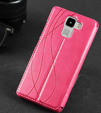 Huawei Honor 7 - Stunning Flip Cover with Full Window Case in Assorted Colors