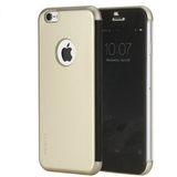 iPhone 6/6S, 6/6S Plus - Amazing See-Through Flip Cover Case in 2 Colors