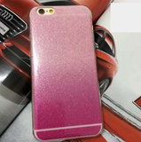 iPhone 6 Plus, 6/6, 5/5S - Shimmering, Jewel Shades Soft Case in Assorted Colors