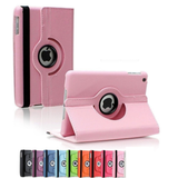 iPad Pro - Plush, Colorful Rotating Sleep/Wake Case in Assorted Colors