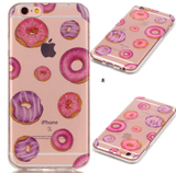 iPhone 7 Plus, 7, 6/6S Plus, 6/6S, SE5/5S - Scrumptious Treats & Sweet Dreams in Assorted Designs