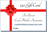 Buy a Gift Card for Someone Special!