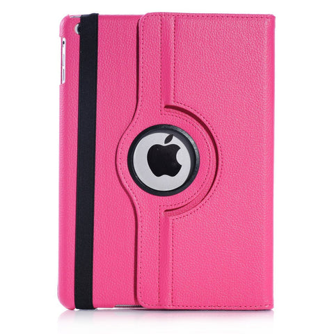 iPad Air 1 - Classic 360º Rotating Case With Strap in Assorted Colors