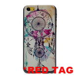 iPhone 5C *RED TAG* - Beautiful Dream Catcher Feathers Case