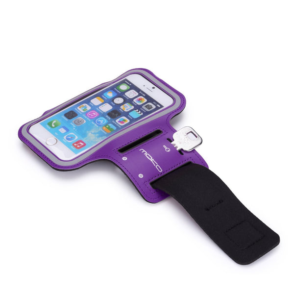 quite nice db6d1 ebf43 iPhone 6 Plus, 6 - Sporty Workout Armband in Assorted Colors