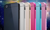 iPhone 6 Plus, 6 - Chic, Ultra-Thin Frame & Case in Assorted Colors
