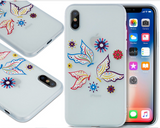 iPhone XS Max, XS, XR, X, 8 Plus/8, 7 Plus/7, 6/S Plus/6S - Spring Time Clear Case