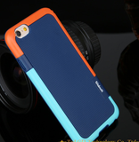 iPhone 6 Plus, 6 - Candy Pop, Tri-Color, Textured Case in Assorted Colors
