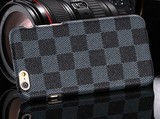 iPhone 6 Plus, 6 - Elegant Checker Pattern Case in Assorted Colors