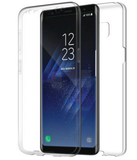 Galaxy S8, S8 Plus - Essential Crystal Clear Full Body Case