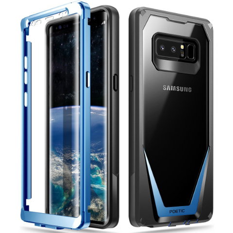 Galaxy Note 8 - Ultimate Edge-to-Edge Protective Case in 4 Striking Colors
