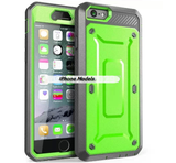 iPhone 6 Plus - Modern Armor Hybrid Protective Case in Assorted Colors