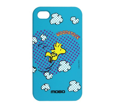 iPhone 4/4S - Classic Charlie Brown's Woodstock Back Case