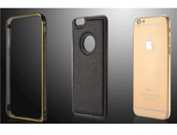 iPhone 6 Plus, 6 - Handsome Hand-Stitched Cases in Assorted Colors