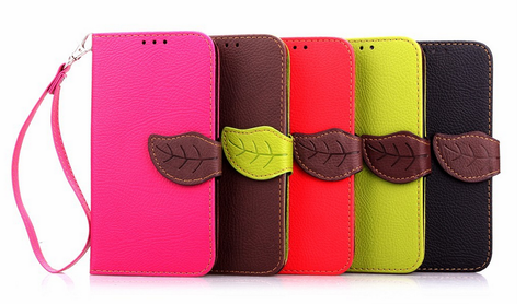 Lumia 640 - Chic Textured Wristlet Wallet Case in Assorted Colors