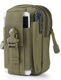 Universal Tactical Hip Pouch for Smartphones in Assorted Colors