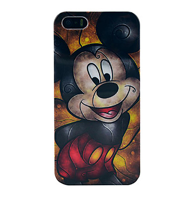 iPhone 5/5S *RED TAG* - Whimsical, Vintage Mickey Hard Case
