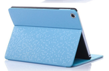 iPad Mini-ALL - Mini Circle Pattern, Magnetic Close, Wake/Sleep Case in Assorted Colors