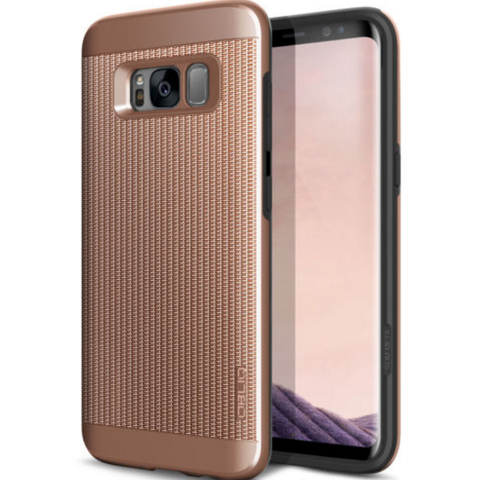 Galaxy S8, S8 Plus - Slim, Heavy-Duty Meta Case in Assorted Colors