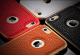 iPhone 6 Plus, 6 - Beautifully Textured Back Case in Assorted Colors