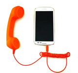 Retro Large Handset in Assorted Colors for Most Mobile Devices