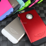 iPhone 6/6S, 6/S Plus - Ultra-Rugged, Hybrid Slim Case in Assorted Colors