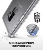 Galaxy S9, S9 Plus - Glossy Dual Layer Slim Case in Assorted Colors