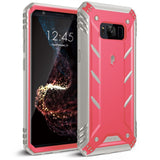 Galaxy S8, S8 Plus - Snappy, Dual Layer, Rugged Case in Assorted Colors