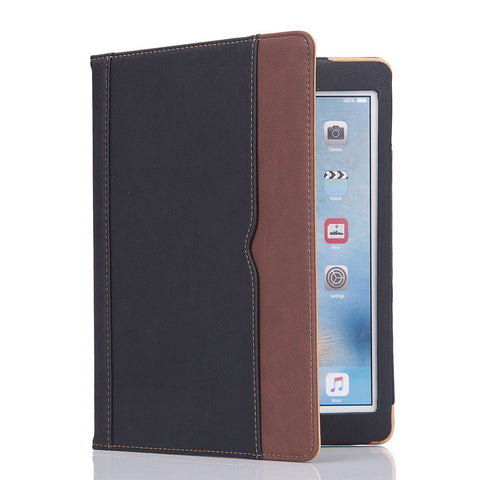 iPad 6th/5th Gen, Air 2/1, 4/3/2, Mini - Handsome Padded, Executive Case in Assorted Colors