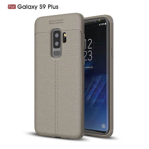 Galaxy S9 Plus/S9 - Slim, Stitched Super Grip Case in Assorted Colors